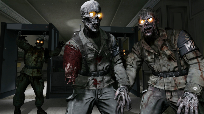 Call Of Duty: Black Ops  Zombies_1